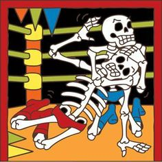 6x6 Tile Day of the Dead Wrestlers by Hand-N-Hand Designs. $18.95. Fired at over 1800 degrees to create a durable and lasting piece of art. Each tile is hand glazed by a skilled artist in the USA. Unique hand drawn design exclusive to Hand-N-Hand Designs. Individually screen printed on authentic Italian Red Quarry Tile. This 6x6 decorative art tile is hand painted and hard fired at over 1800 degrees making it ready for years of use indoors or outdoors. Use this ti...