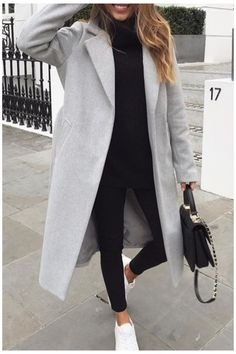 Adrette Outfits, Sneaker Outfits Women, Winter Fashion Outfits, Look Fashion, Trendy Outfits, Fall Outfits, Autumn Fashion, Black Sneakers Outfit, Winter Sneakers