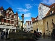 Reutlingen--my favorite German town with incredible memories!