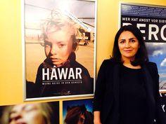 "ARD ▶︎Düzen Tekkal Film ""Hawar - Meine Reise in den Genozid"" [2015]"