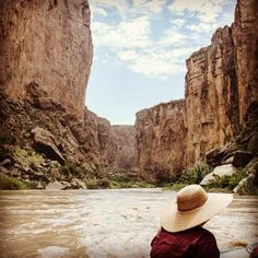 Rio Grande, Big Bend, Texas