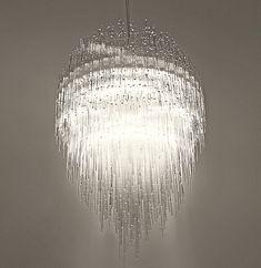 taylor llorente crystal ice chandelier