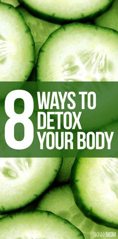Time for a detox? These ideas will help.