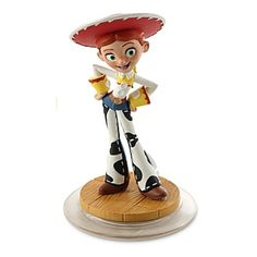 Disney Infinity Figure: Jessie (Wave 2, Toy Story in Space Play Set, Included in Play Set)