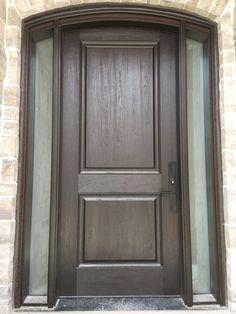 Rich Looking High Quality Locally Made Fibergl Doors