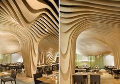 Unique Beautiful Ceilings