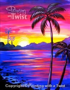 114 Best The Heights Painting With A Twist Images Paint Party