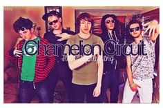 Chameleon circuit (: I need more music from them. Anyone who makes music about Doctor Who is pretty awesome.