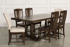 Arlo Combo 7 Piece Dining Set $1695 living spaces