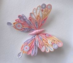 quilling butterflies | Recent Photos The Commons Getty Collection Galleries World Map App ... <3<3<3PRETTY PASTELS<3<3<3