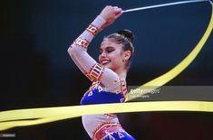 SYDNEY 2000, Sydney; FRAUEN; BRONZE fuer Alina KABAEVA/RUS