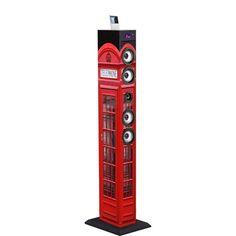 Torre Multimediale plug&play UK TELEPHONE. Da Bigben Interactive. Ulteriori informazioni qui: http://www.bigbeninteractive.it/produit/produit/id/5048