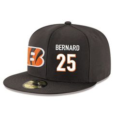 Cleveland Browns Custom Snapback Cap NFL Player Brown with Orange Number Stitched Hat