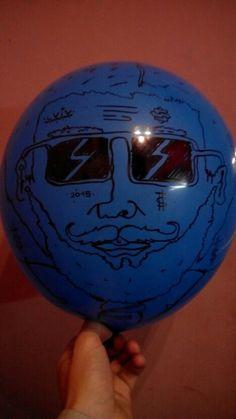 HS baloon