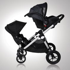 City Select / Baby Jogger / Customize into 16 different combinations to suit your family needs.