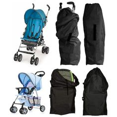 Stroller Handle Covers for Umbrella Type Stroller Models Stretchable Universal Z