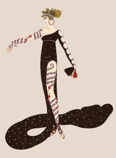 Wonderful  Artist: Erte