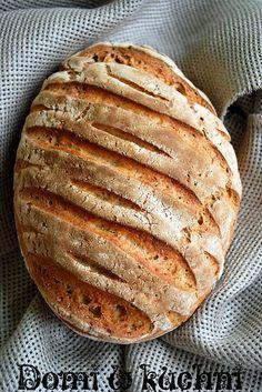 Codzienny chleb na zakwasie - jak z piekarni