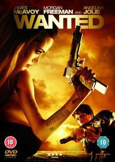 Wanted [DVD] DVD ~ Angelina Jolie, http://www.amazon.co.uk/dp/B001DA9U48/ref=cm_sw_r_pi_dp_loP8sb0QR7Y79