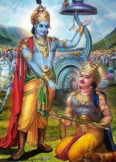 Read Bhagavad Gita Daily to elevate your spirituality.  #BhagavadGita #LordKrishna #Quotes #VedicPedia