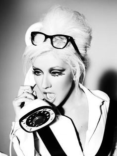 Christina Aguilera never looked better.