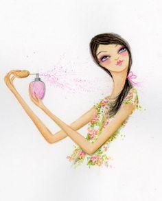 Perfume // Bella Pil