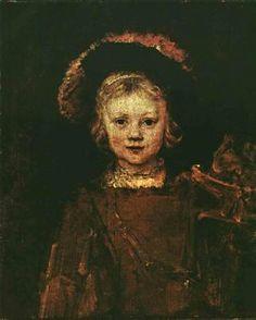 1653 Retrato de Titus.