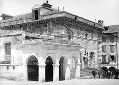 Κερκυρα 1892 Corfu, Greece Greece Photography, Color Photography, Corfu Island, Corfu Greece, Us Border, Greek Islands, Athens, Old Photos, Photo Credit