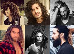 Conheça os cortes de cabelo que serão tendência em 2018 para os homens.