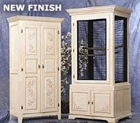 diy bird cage from armoire | Can't find the size you need?