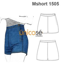 Resultado de imagen para como transformar un pantalon tiro bajo en tiro alto Diy Clothing, Sewing Clothes, Clothing Patterns, Dress Patterns, Sewing Hacks, Sewing Tutorials, Diy Fashion, Fashion Tips, Fashion Design