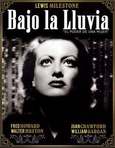 BAJO LA LLUVIA (RAIN, 1932, Full Movie, Spanish, Cinetel)