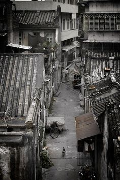 The disappearing hutong, the old neighborhoods, of Beijing