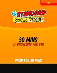 Talk N Text Standard Browsing Rates - Using your mobile phones, you can surf, watch, and socialize using TNT internet services.