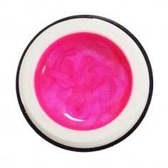 Color Paint uv gel n.1 Brill Fucsia
