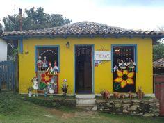 Lavras Novas (Distrito de Ouro Preto) - Foto: Felipe Cerquize # Minas Gerais # Turismo # Tranquilidade