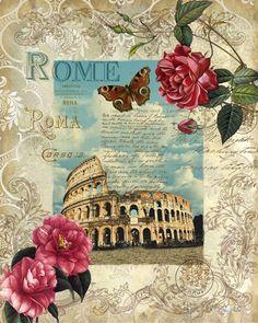 Eternal Rome / Abby White