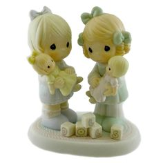 Precious Moments Youre The Best Friend On The Figurine