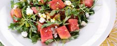 This salad has everything you'll want for your next BBQ - and it's refreshing, too!