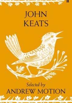 'John Keats' by Andrew Motion - In this series, a contemporary poet selects and introduces a poet of the past. [click on cover for sample of book - provided by Jellybooks in cooperation with publisher Faber & Faber]