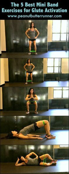 5 of the best exercises for glute activation using mini resistance bands. Also, … 5 of the best exercises for glute activation using mini resistance bands. Also, why it's so important for you to include these into your workout routine! Fitness Motivation, Fitness Tips, Rogue Fitness, Health Fitness, Glute Activation Exercises, Glute Exercises, Fitness Exercises, Mini Band Exercises, Mental Training