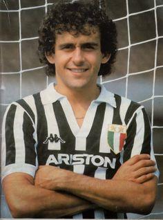 Michel Platini - Juventus