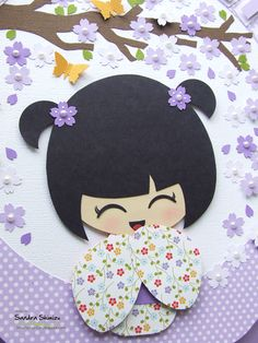 fun-ideas handmade: Kokeshi para Julia                              …
