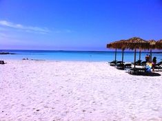 The 3 most beautiful beaches in Crete. Honeymoon Island, Honeymoon Vacations, Couples Vacation, Vacation Spots, Vacation Ideas, Zakynthos Greece, Crete Greece, Crete Island, Greece Islands