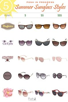 Summer sunglasses st
