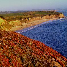 Halfmoon Bay, California
