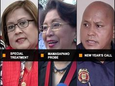 UNTV: C-News (January 6, 2017) - WATCH VIDEO HERE -> http://dutertenewstoday.com/untv-c-news-january-6-2017/   — De Lima questions alleged special treatment of big-time drug lords  — Mamasapano probe to be concluded in 2018: Ombudsman  — Media barred from covering New Year's call — These and more on this episode of C-News. UNTV C-News AIRING DATE: January 6, 2017 Anchored by: Flor Perez, Lakay Rolly Gonz...