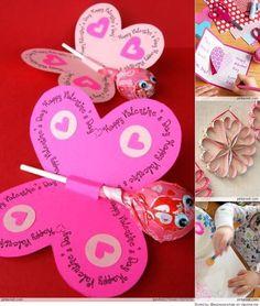 Valentines Crafts for Kids
