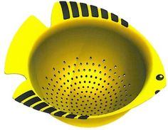 Amazon.com: Boston Warehouse Angelfish Colander: Home & Kitchen