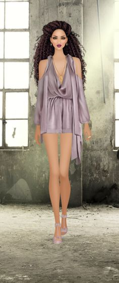 Cover Model, Pure Beauty, Covet Fashion, Ruffles, Cold Shoulder Dress, Pure Products, Fashion Games, Fashion Illustrations, Cyber